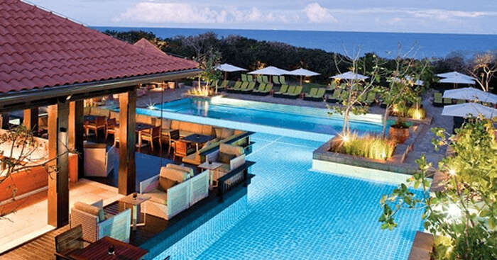 The Dolphin Resort is one of the best resorts in South Africa