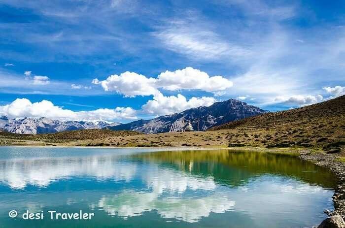 The breathtaking beauty of the Chandratal trek