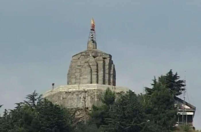 Shankaracharya Temple in Srinagar