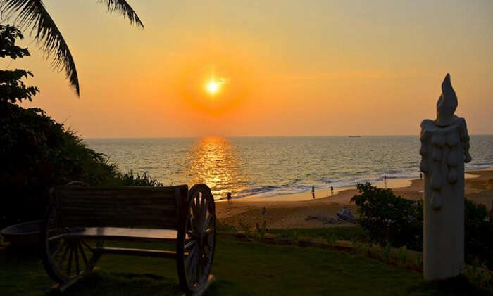 Bethsaida Hermitage is a good option if you are looking for a good beach resort in Kerala