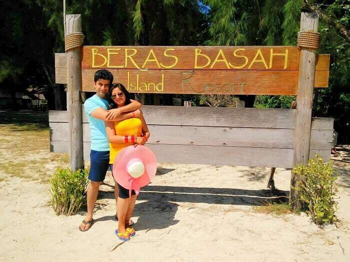 Day 3 - Island Hopping V - Leisure time at Beach
