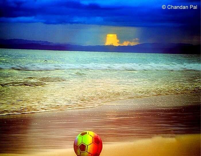 Radhanagar Beach Andaman