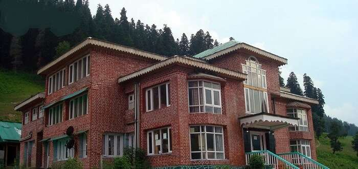 Hotel Glacier Heights is one of the best hotels in Sonmarg