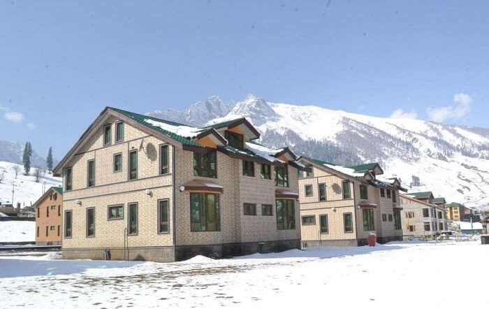 Hotel Snow Land is one of the best hotels in Sonmarg