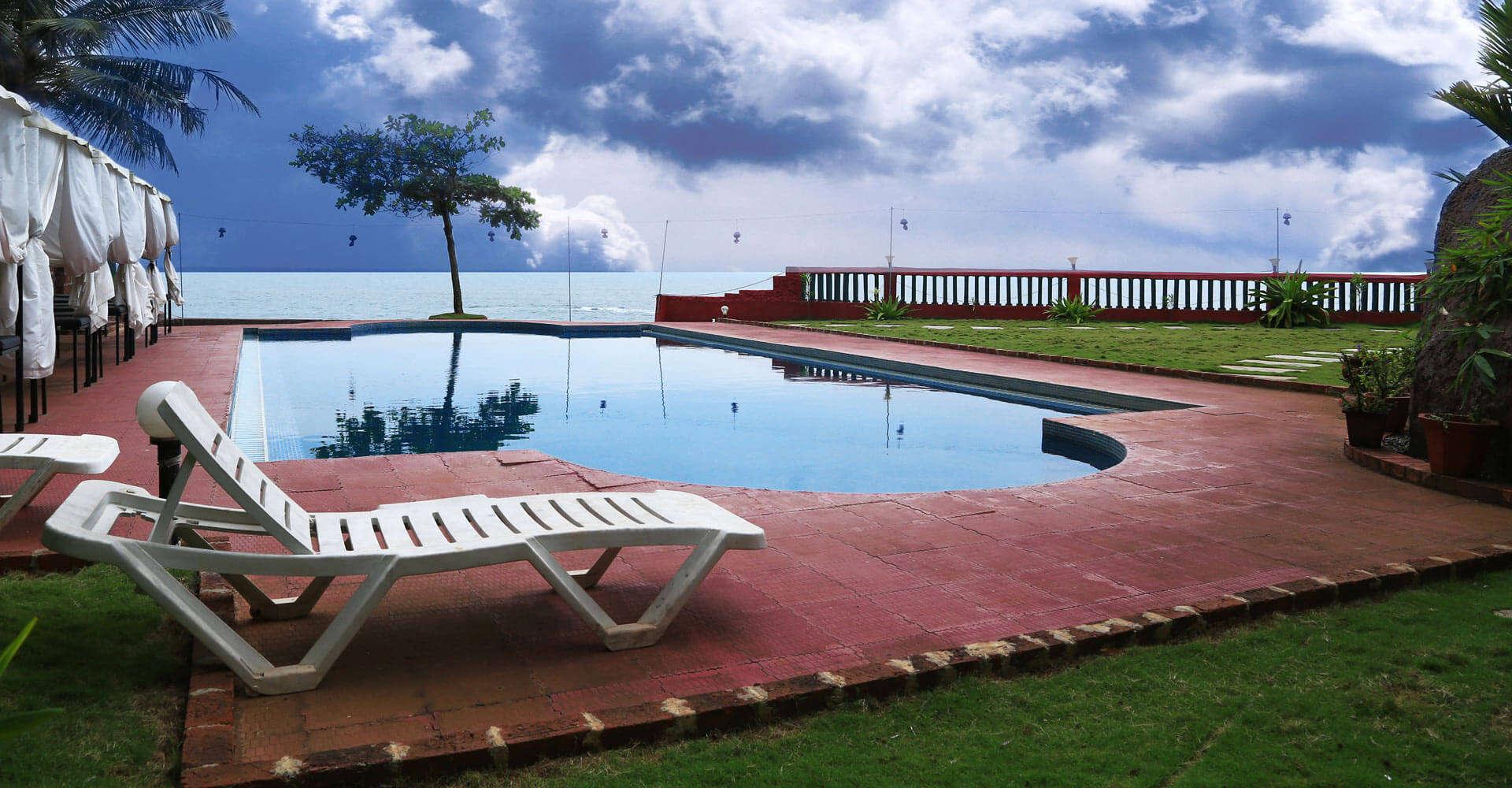 Mascot Beach Resort in Kerala
