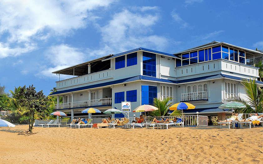 Sealine Beach Resort in Kerala
