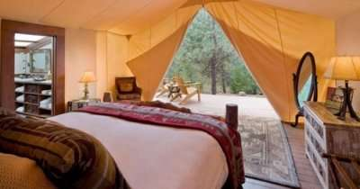 One of the top places for glamping in India