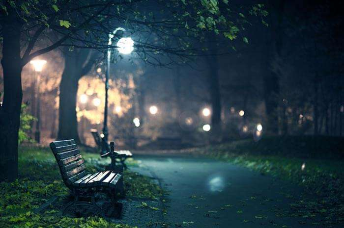 Delhi offers some of the best places to night crawlers for night walks and ghost walks