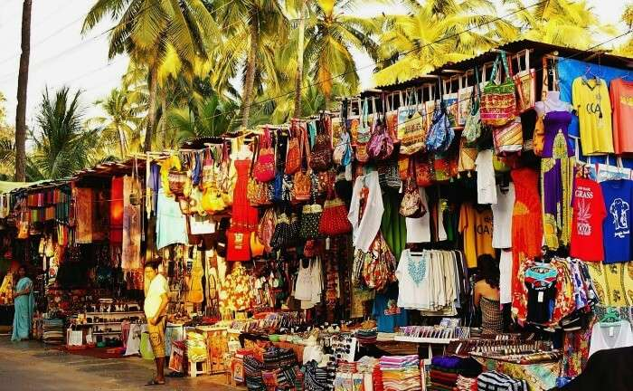 Cheap markets of South Goa