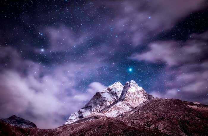 stunning Himalayas View