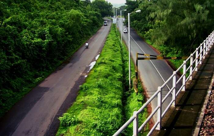 A view of the haunted NH 17 from Goa to Mumbai