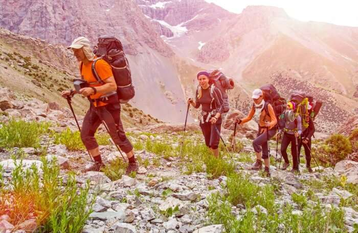 guides and porters for Roopkund Trek