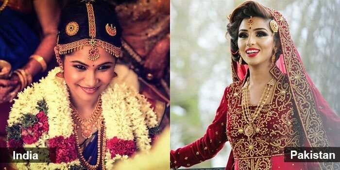 India and Pakistan are a land of grand, shimmering wedding ceremonies