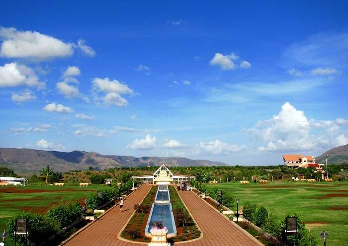 The unconventional romantic place near Pune - Hadshi