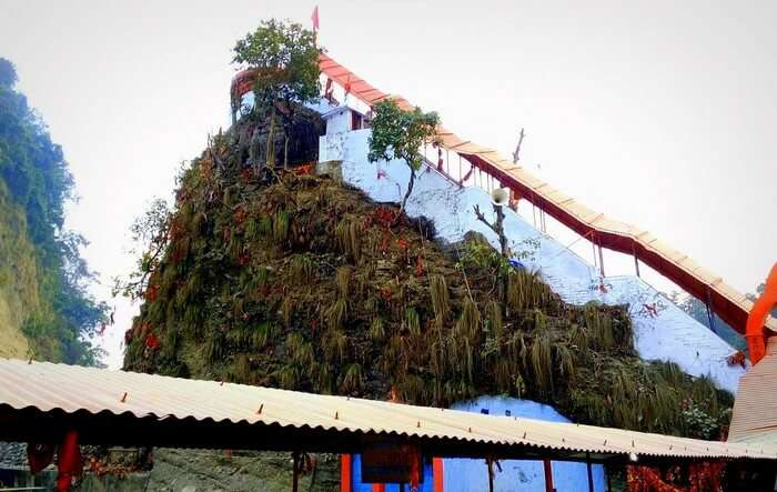 Garjiya Devi Temple near Jim Corbett