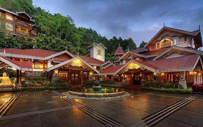 Mayfair Gangtok is the best pick among the resorts in Gangtok