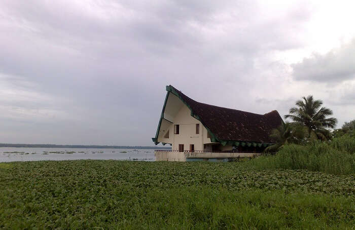 The serene Vaikom Beer House in Kottayam