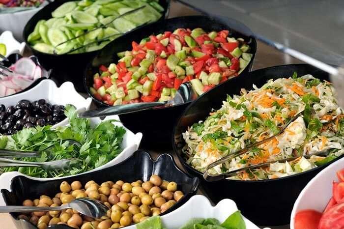 10 Best International Destinations For Vegetarians