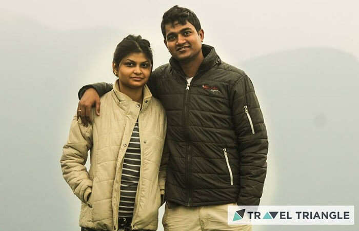 A couple in Triund