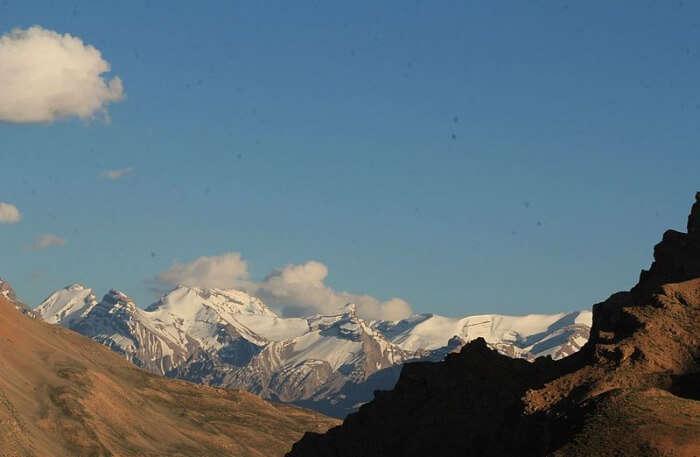 Demul to Lalung via Lingti Valley