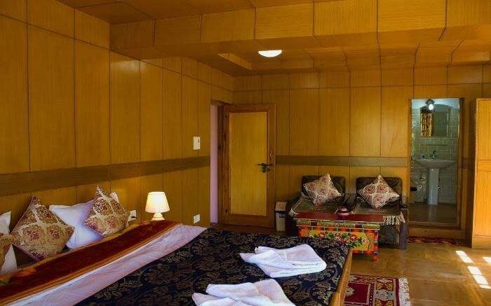 Room of Hotel Ladakh Greens