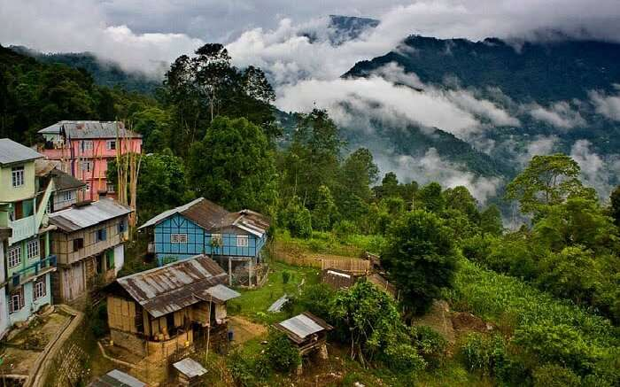 Kaluk is one of the best places to visit near Pelling