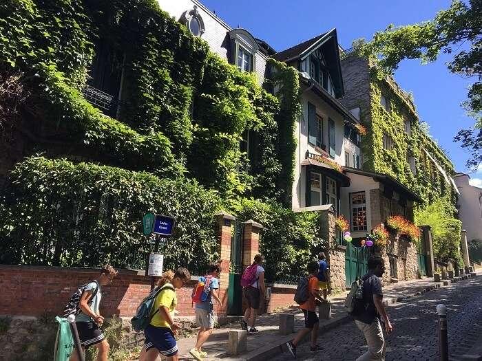 Montmartre Paris Travel