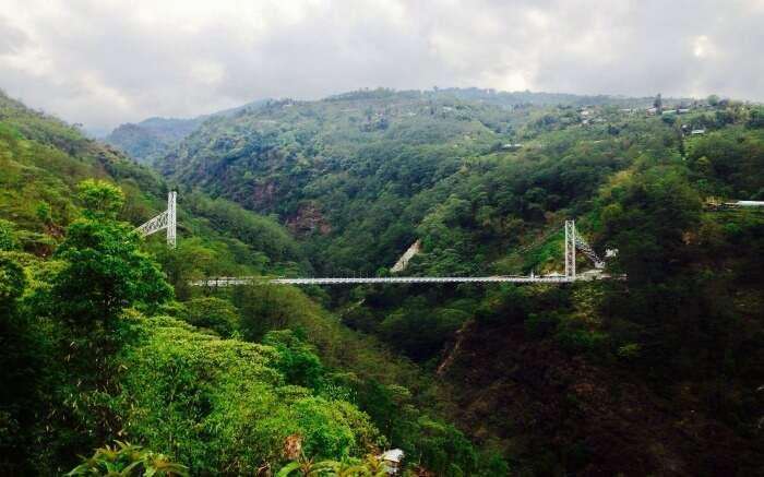 Views Of Singshore Bridge