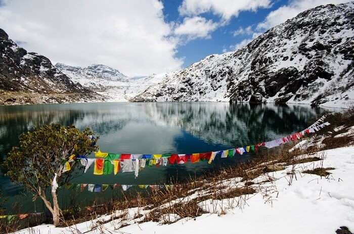 Budget stays in Gangtok in India