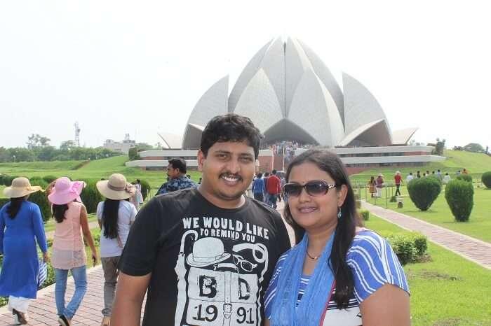 Sightseeing in New Delhi