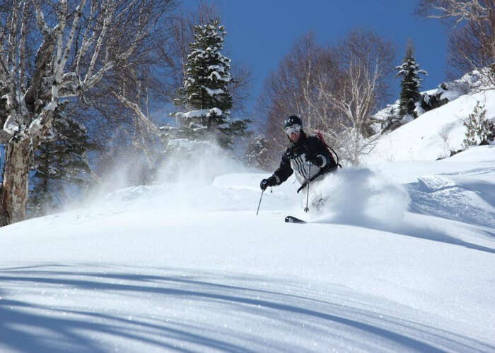 India's best skiing experience in Gulmarg