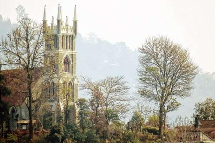MacFarlane Memorial Church, Kalimpong