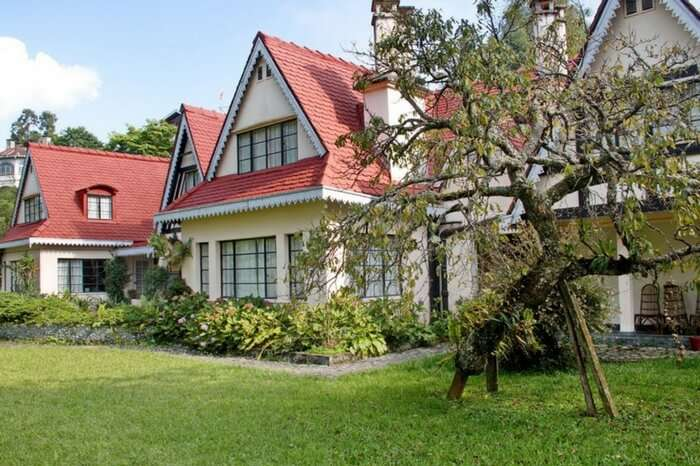 Crookety House- Kalimpong