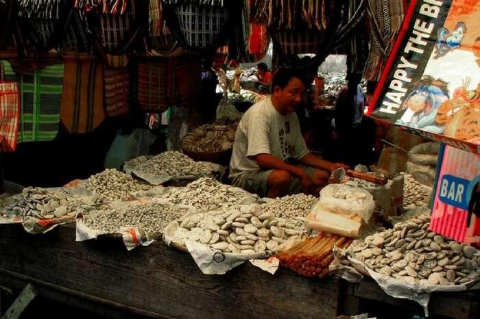 Haat Bazaar- Kalimpong