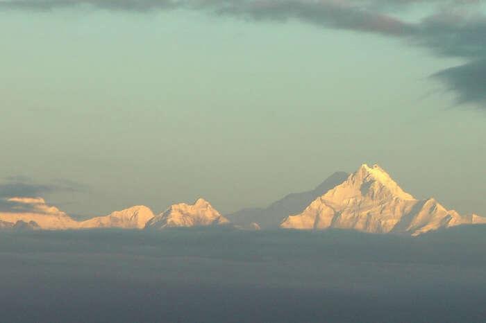 Tiffin Dara Viewpoint- Kalimpong