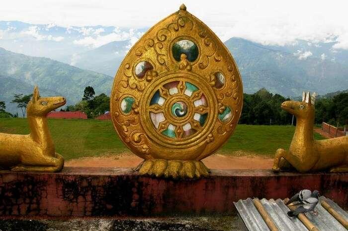 Zong Dog Palri Fo Brang Monastery- Kalimpong