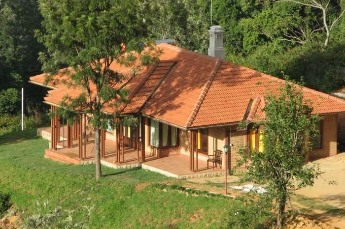 One of the quaint cottages of Acres Wild farmstay