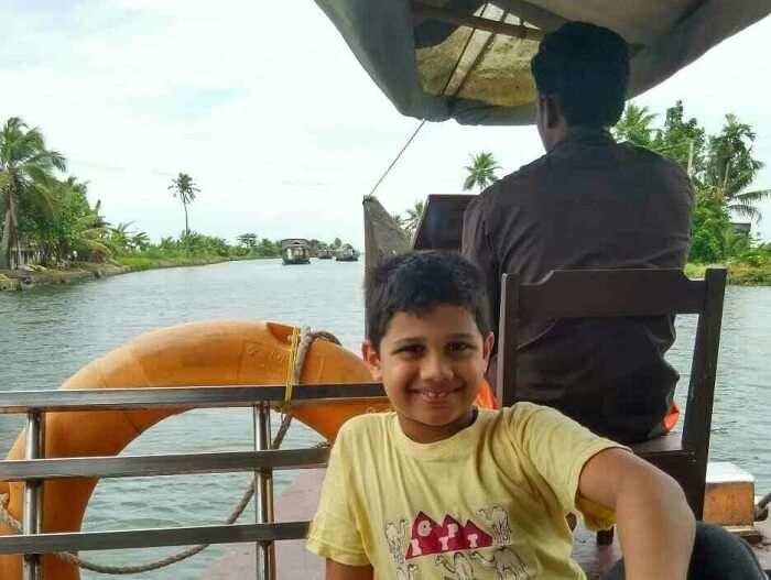 Houseboats in Waterways
