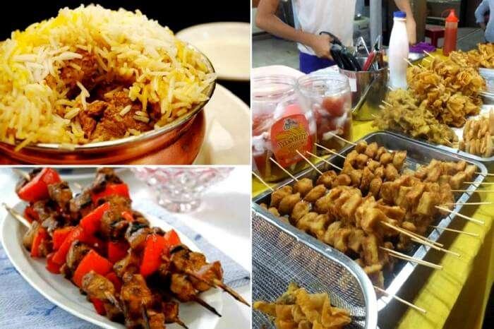 Mughlai cuisines near Madina in Hyderabad