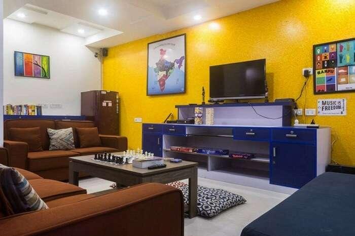 Joey's Hostel in Laxmi Nagar