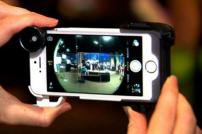 4-in-1 lens - refining the photography experience