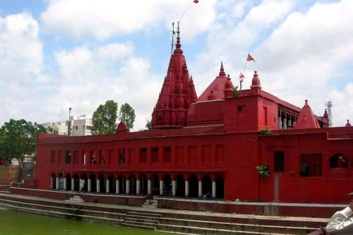 Durga Mandir in Varanasi