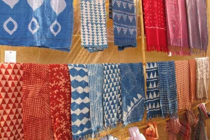 Khadi handloom in Varanasi