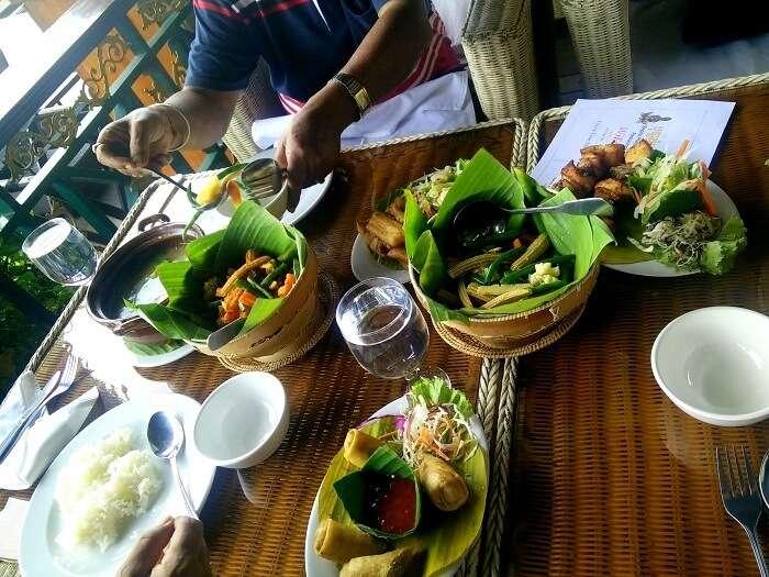 Cuisine in Cambodia