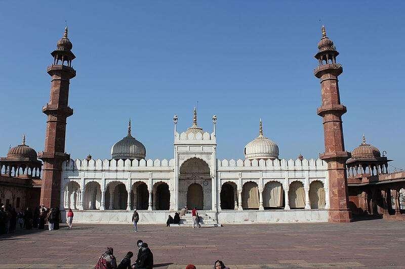Moti Masjid Bhopal