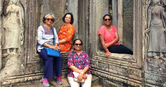 Shruthi trip to Cambodia