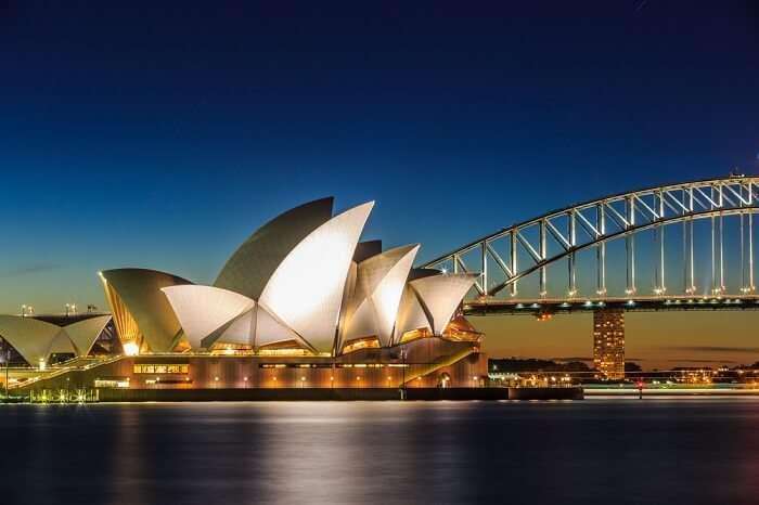 Impeccable Sydney Harbor