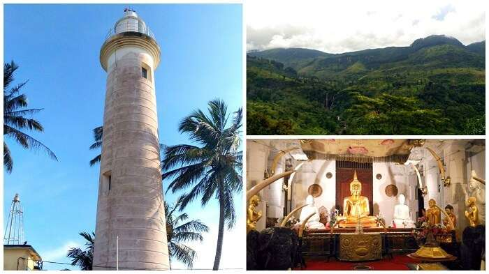 Sights and sounds of Sri Lanka