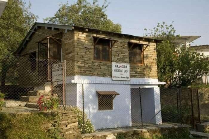 Kilmora Shop in Mukteshwar