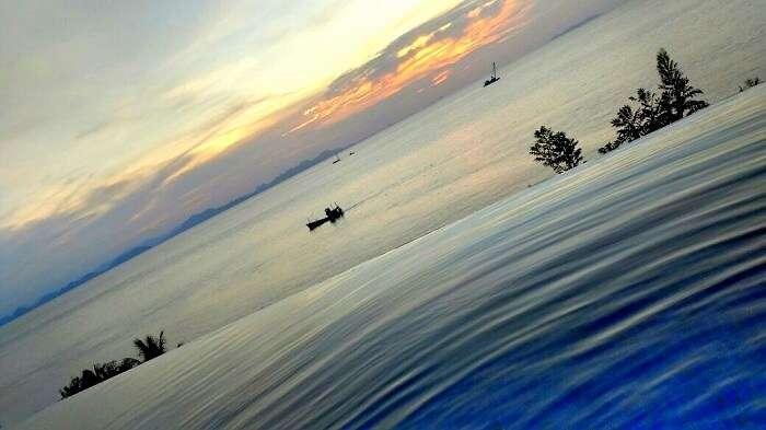 View from Conrad Koh Samui